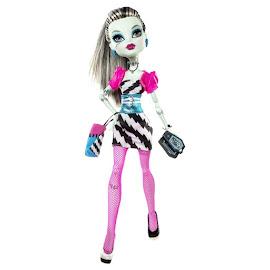 Monster High Frankie Stein Dawn of the Dance Doll