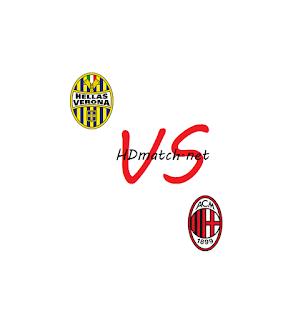 مباراة ميلان وهيلاس فيرونا بث مباشر مشاهدة اون لاين اليوم 2-2-2020 بث مباشر الدوري الايطالي ac milan vs hellas verona fc