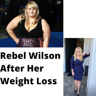 Rebel Wilson Weight Loss 2020