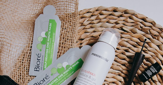 New In (ft Biore, Dermalogica, Revlon & more)