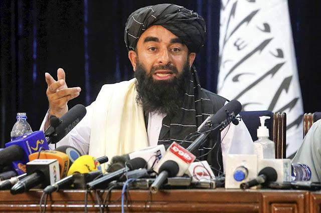 Chefe do governo Talibã