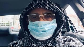 """WAO QUE FUERTE!!! Taxista dominicano confió en máscara, ahora su familia tiene coronavirus. """"El Internacional"""""""