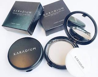Phấn karadium bao nhiêu tiền?