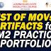 MOVs/Artifacts for LDM2 Practicum Portfolio