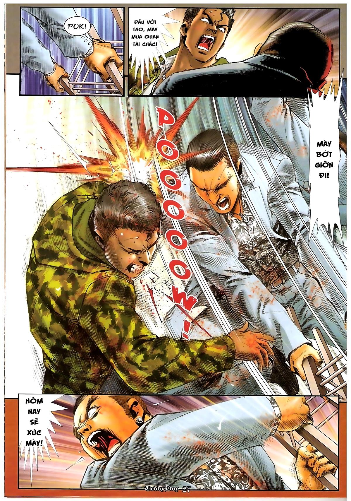 Người Trong Giang Hồ - Chapter 1263: Mua mạng Ngũ Hổ - Pic 25