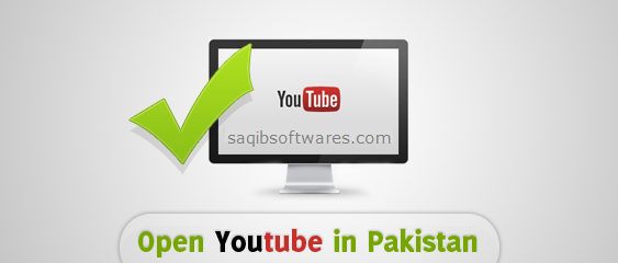 Easy Youtube Video Unblock Pakistan | Saqib Softwares Official