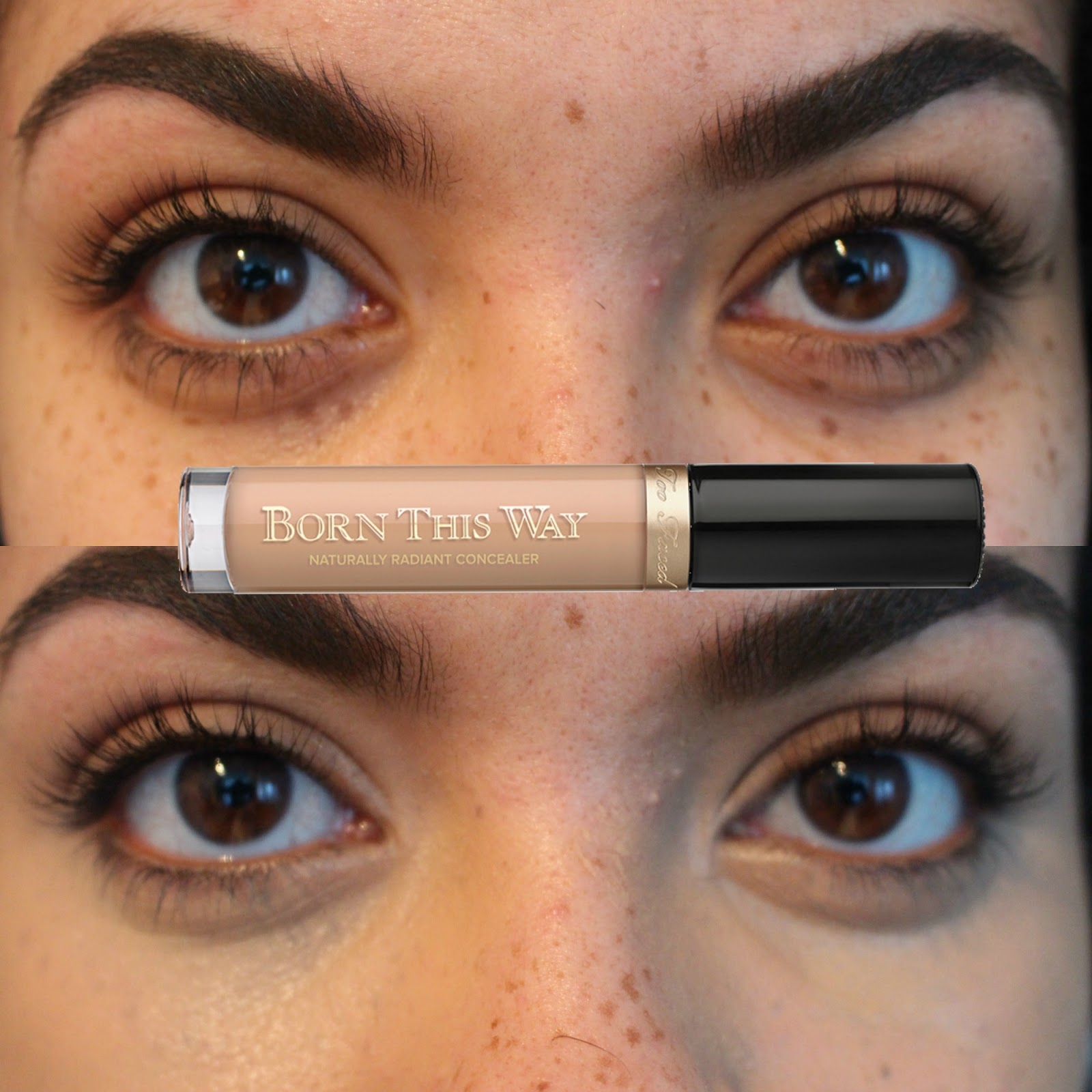 two faced concealer