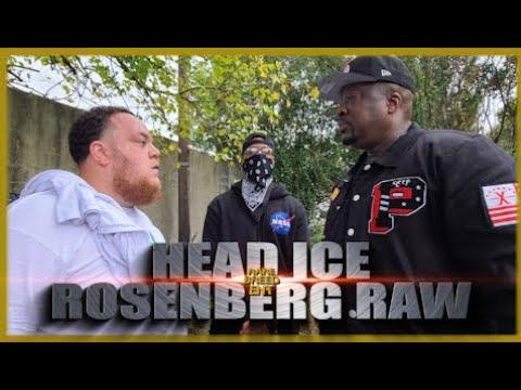 RBE Presents: Head Ice VS Rosenberg Raw