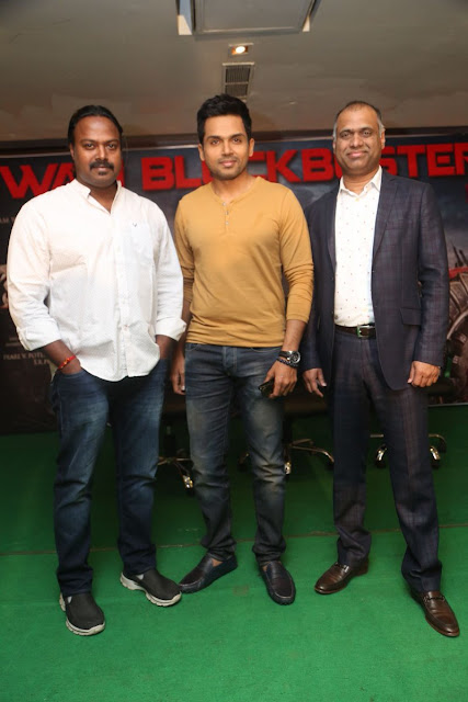 kaashmora telugu movie success meet photos