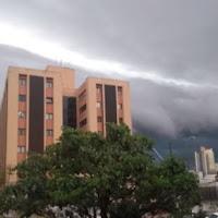 Brasil: Nuvens anômalas e desastres ambientais causados por geoengenharia climática
