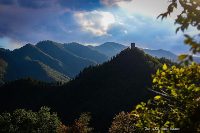 Marradi - Castellone - Dom z Kamienia blog