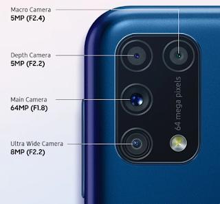 Pengalaman memakai Samsung M31 selama sebulan