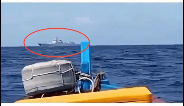Kapal Perang China Hilir Mudik di Natuna, Puskesmas Dibakar di Papua, Kemana Perlindungan Negara?