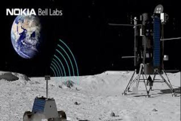 مشروع مثير.. تعاون بين نوكيا و ناسا لبناء شبكة 4G على القمر!