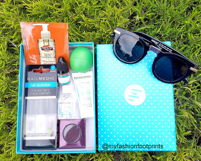 Bellabox July 2016 Unboxing And Review