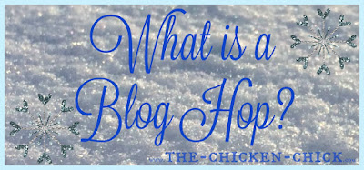 A blog hop, also known as a linky party or linkup, is a gathering of blog authors who share links to their articles on the host's blog. The articles appear as a collection of thumbnail images & clicking on them brings you to the author's blog.