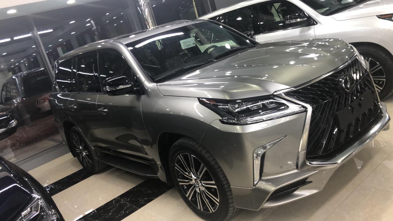 اسعار لكزس Lx 570 سبورت 2020 في الامارات موقع يمن كارز 570 للسيارات