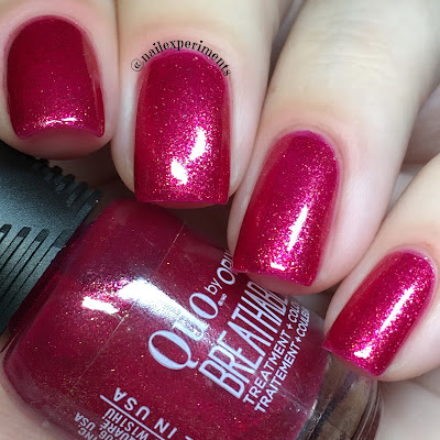 orly stronger than ever swatch