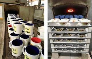 perusahaan yang memproduksi mug souvenir dan promosi