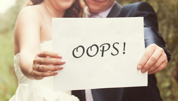6 Most Common Wedding Mistakes That Every Soon-to-Weds Should Know