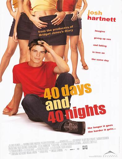 Ver 40 días y 40 noches (2002) Online