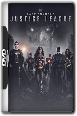 Zack Snyders Justice League [2021] [DVD9 R1] [Latino]