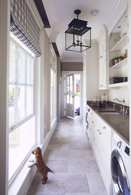 beautiful laundry rooms {Cool Chic Style Fashion}