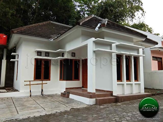 Rumah Baru dekat Kampus UII Terpadu