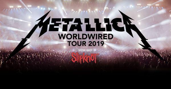 Metallica Slipknot Poster