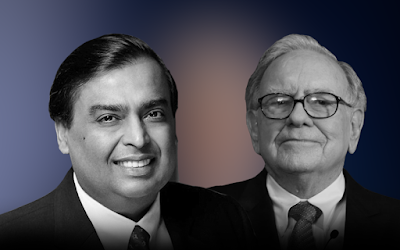 Mukesh Ambani now 8th richest person in world