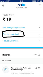 How to Transfer Money From Paytm to Bank Account