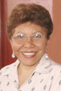 Morre aos 78 anos, a ex-vereadora de São Luís, Helena Castro
