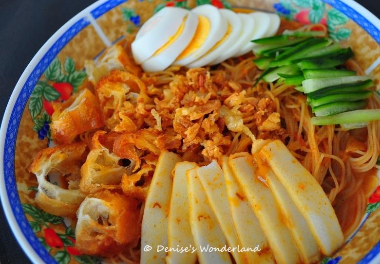 Irresistable Gravy Style Mee Siam, Prima Taste
