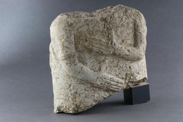 Neolithic burials and vast Gallic complex with Celtic statuary unearthed in France