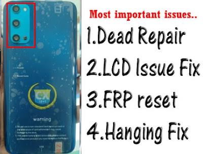 Oppo Clone Reno 4 Flash File