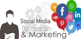 social media optimization vs engagement smm marketing