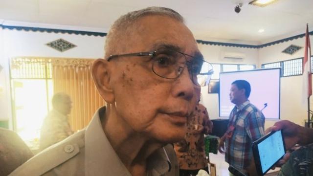 Pesan Try Sutrisno ke Prabowo: Tidak Boleh Kemasukan Orang Ekstrem