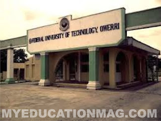 FUTO: ID Card Data Capturing Schedule For 500L Students
