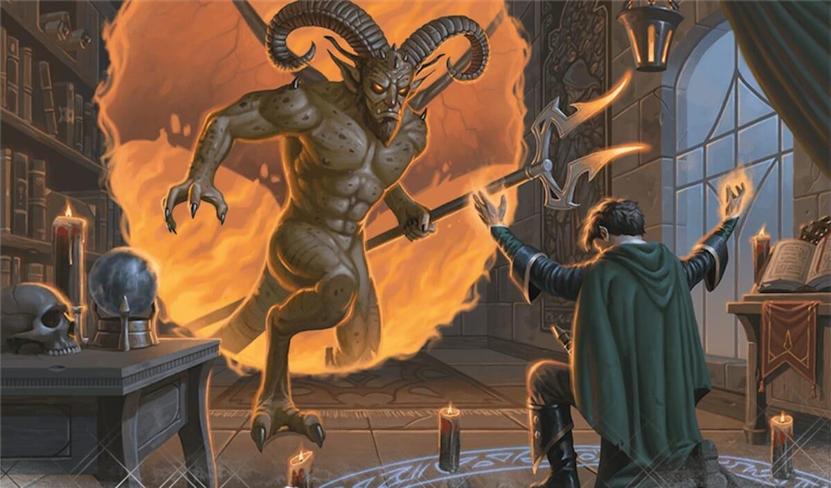 Clase para D&D - El Invocador - Portal Diablo