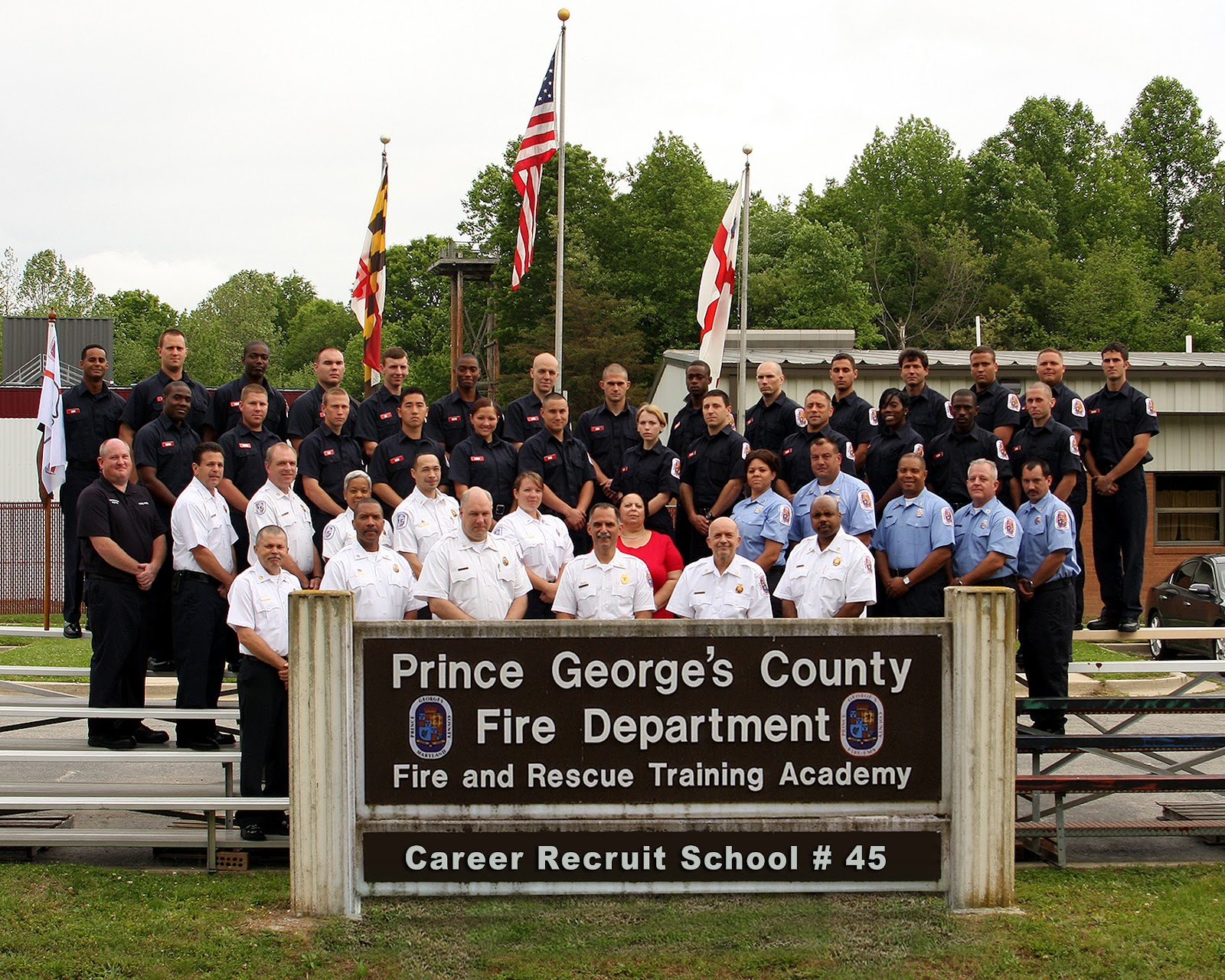 Prince George's County Fire/EMS Department: Family Night ...