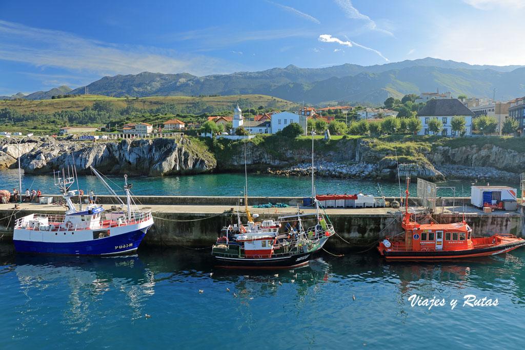 Faro de Llanes, Asturias