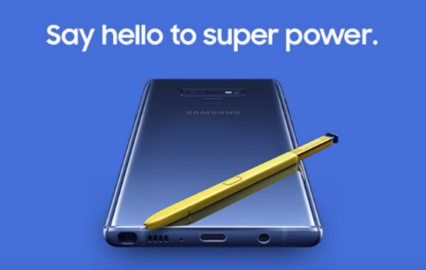 "Video Spy ""By mistake"" reveals the advantages of Galaxy Note 9 – Professional: Explanations of programs written and video"
