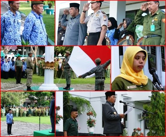 Pemkab ,Kepulauan, Selayar, Peringati , Hari ,Nusantara ,2012