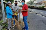 Kisah Ipda Rexy Misa, Polisi yang Peduli dengan Petugas Kebersihan