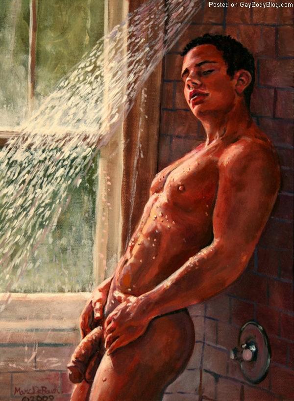Erotic Male Art - Arte Homoerótica