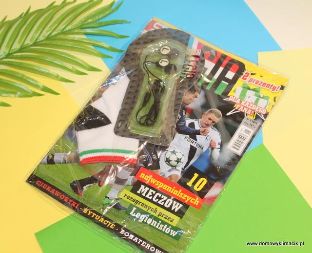 Młoda LEGIA - Magazyn dla dzieci nr 1/2019 Wydanie specjalne