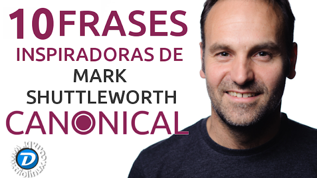 10 frases inspiradoras de MarK Shuttleworth
