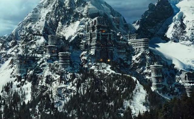 Los Enanos, Señores de la Forja y Reyes de la Montaña - Ciudad