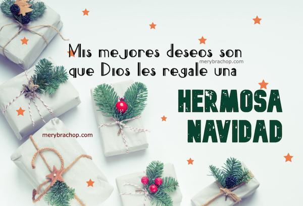 imagen con buenos deseos de navidad diciembre saludos navideños