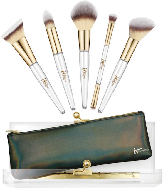Itcosmetics Your Brush Magic Brush Set By Top Beauty Blogger Barbies Beauty Bits